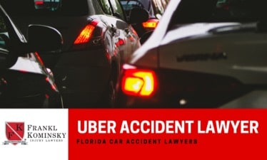 Uber Accident in Boynton Beach Frankl Kominsky