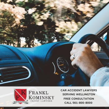 Car Accident Lawyers Near Wellington Florida, Hire a Wellington Car Accident Law Firm