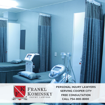 File a personal injury claim in Cooper City
