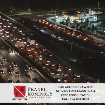 Fort Lauderdale Car Accident Lawyers Frankl Kominsky