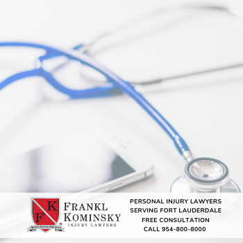 File a personal injury claim in Fort Lauderdale