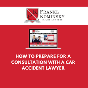Consulting with a Lawyer for Your Car Accident Lawsuit