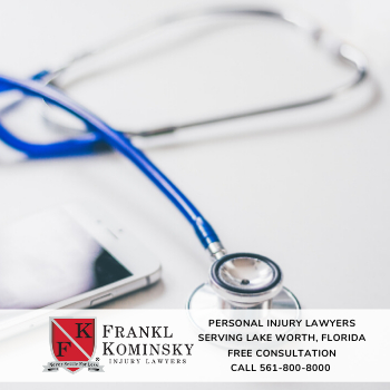 File a personal injury claim in Lake Worth