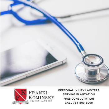 File a personal injury claim in Plantation Florida