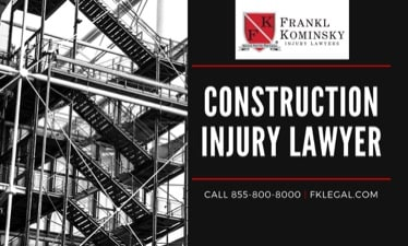 Broward County Construction Accident Lawyers Frankl Kominsky